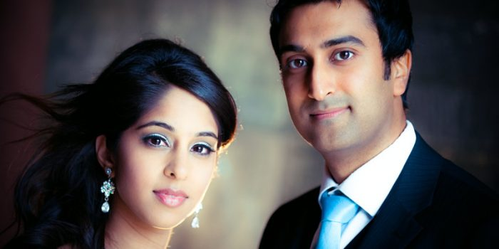 Raj & Rajneet.
