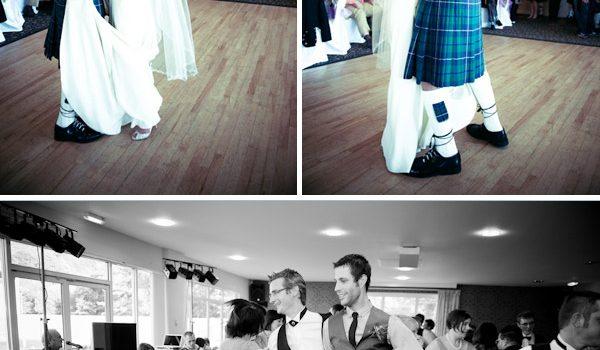 RMW... A Scottish Garden Wedding