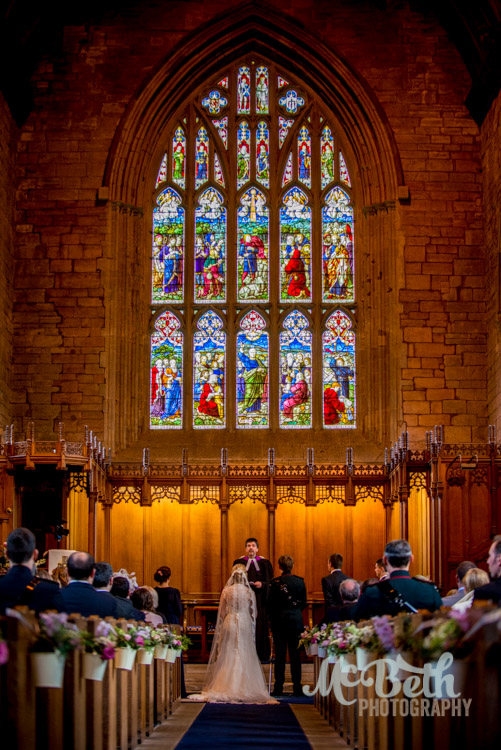 Stunning Dunkeld Cathedral