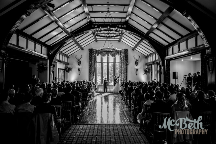 wedding at Brig O Doon house hotel