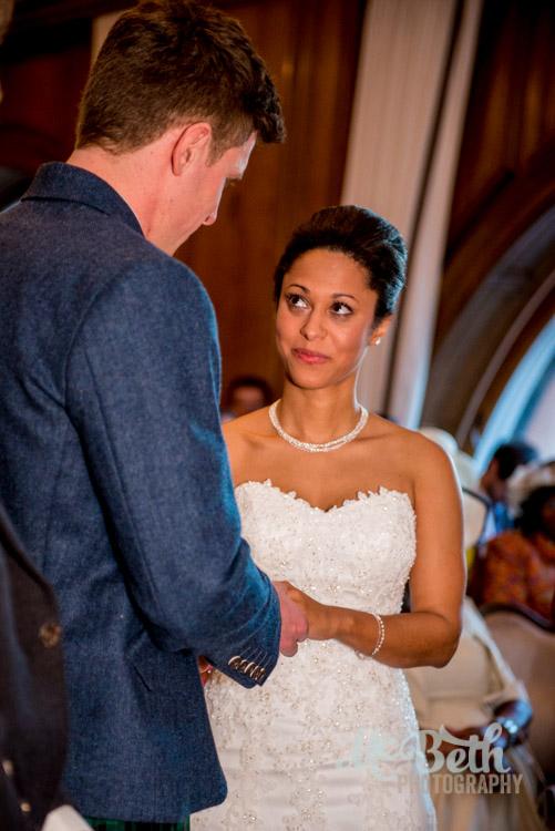 exchanging-rings-edinburgh-wedding