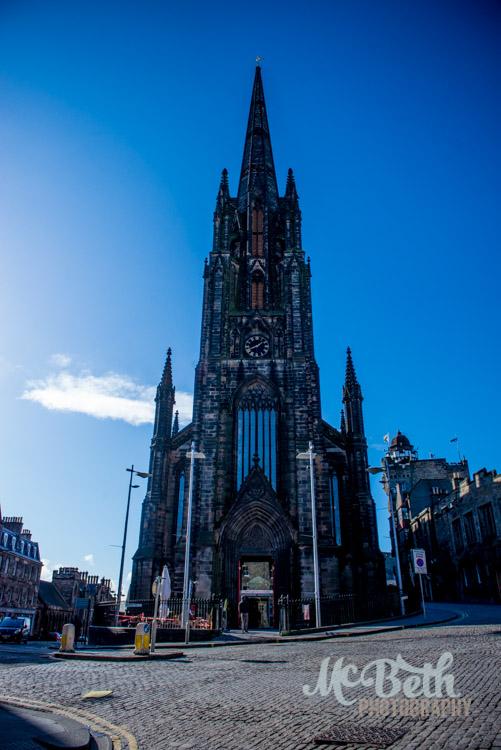 The Hub Edinburgh.