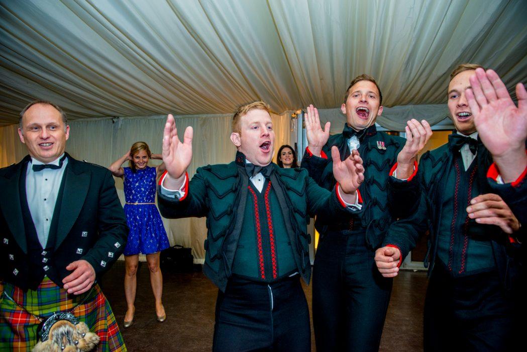wedding dancing scotland photography