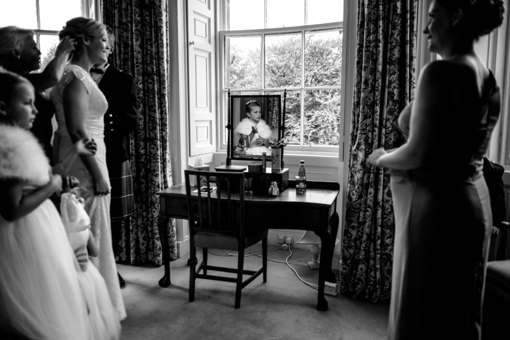 Wedding at Harburn House