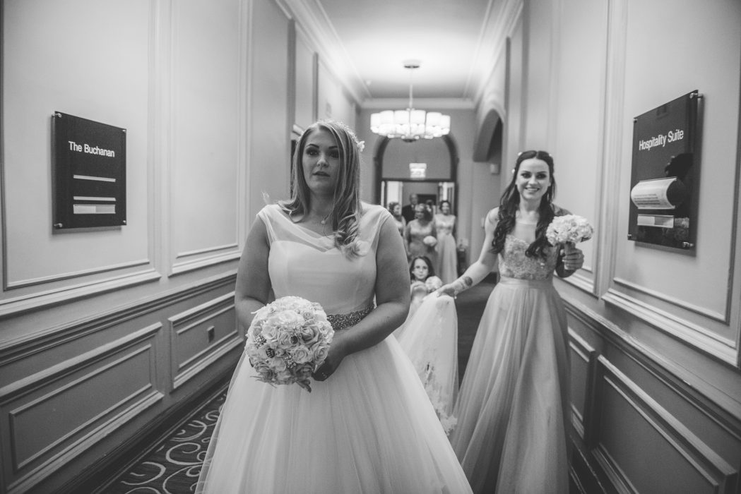 Grand Central Hotel Wedding