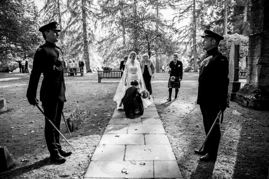 Dunkeld wedding photography