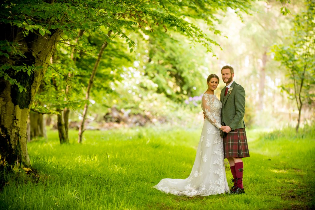 Ardgye House wedding photography
