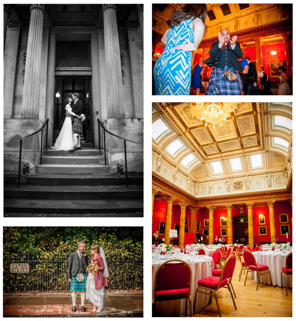 weddings at RCPE Edinburgh