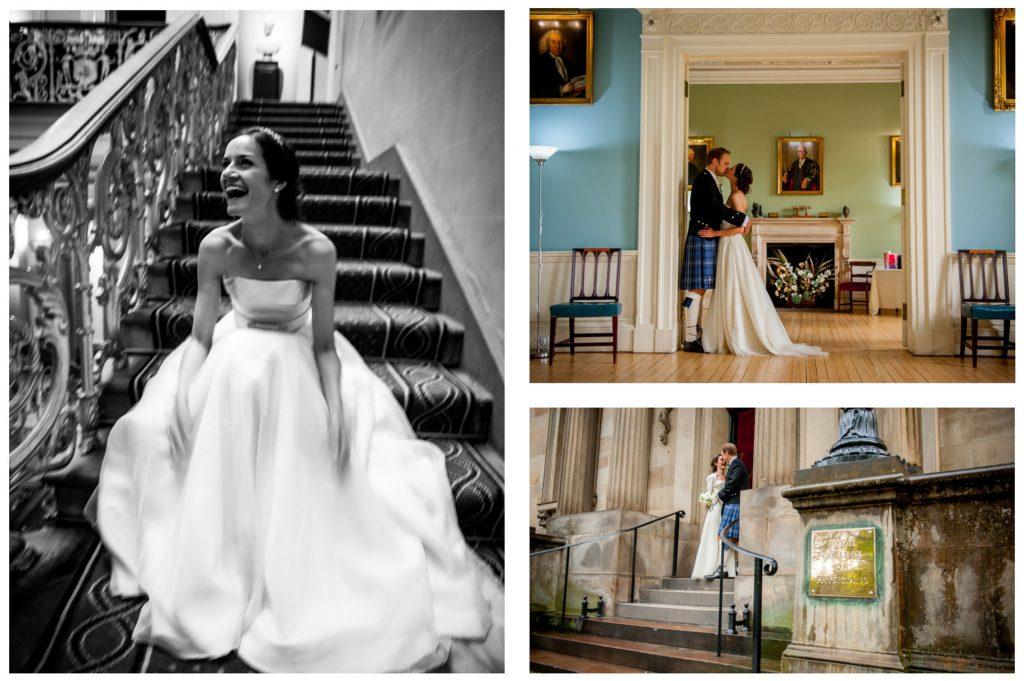 weddings at RCPE Edinburgh